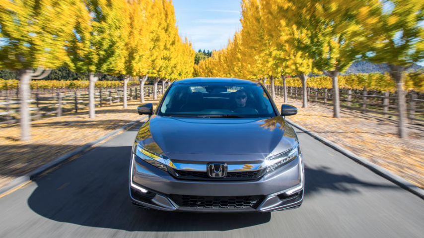 Honda trademarks names for possible consumer FCEV education initiative