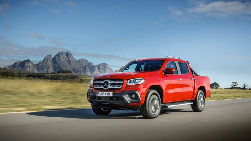 Mercedes-Benz quickly pulls the plug on its slow-selling X-Class pickup