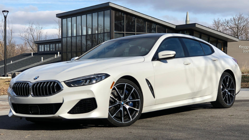 2020 BMW 840i Gran Coupe Drivers' Notes | The high-style 7 Series alternative