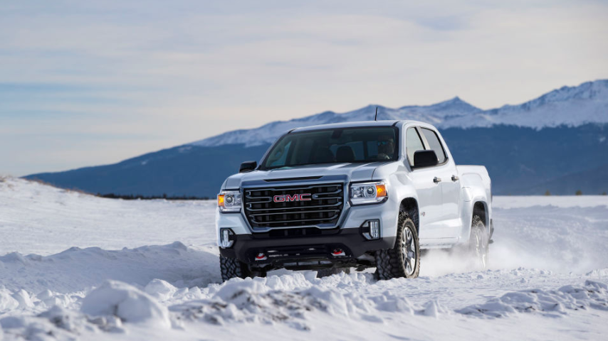 2021 GMC Canyon trims overhauled, SL and SLT disappear
