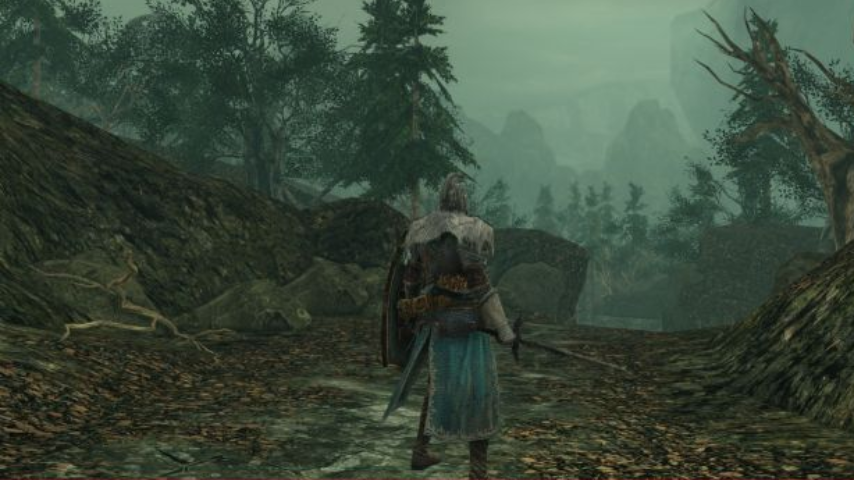 A modder is absolutely transforming Dark Souls 2 with lighting improvements