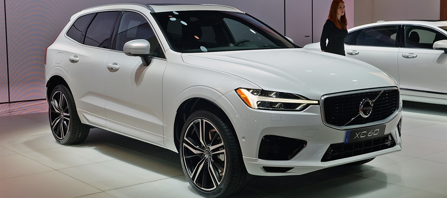 2018 Volvo XC60 Detail Preview