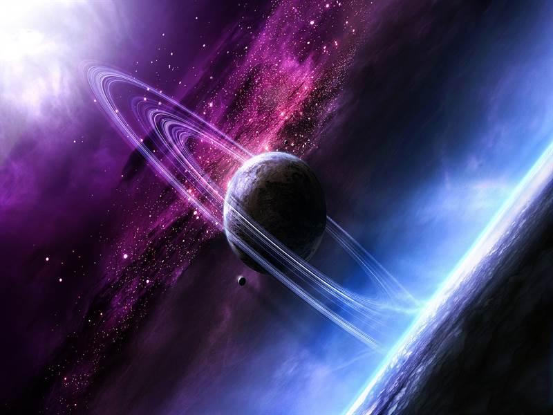 planet space veiw