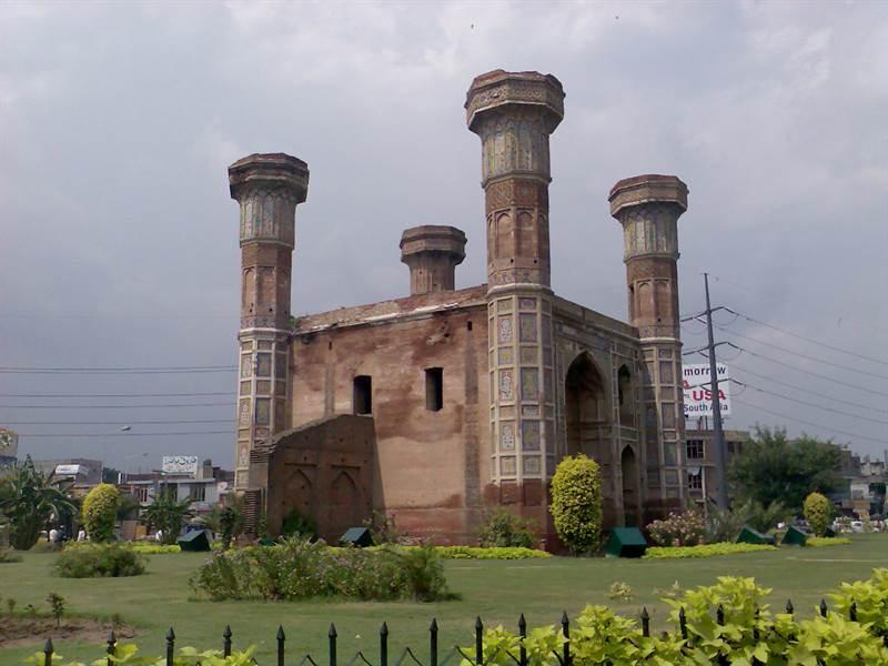 Chauburgi