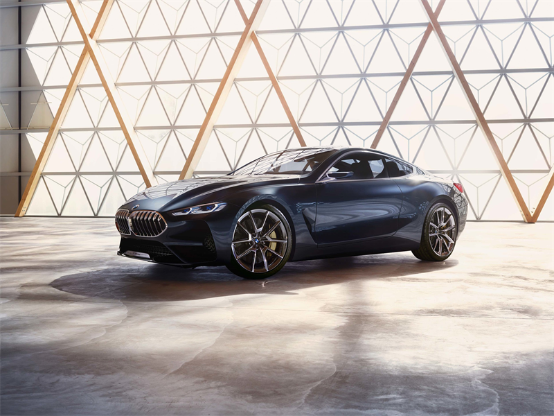The Great BMW 8 Series Luxury coupe Detail Specification And Pictures