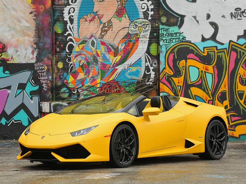 2016 Lamborghini Huracan Photo