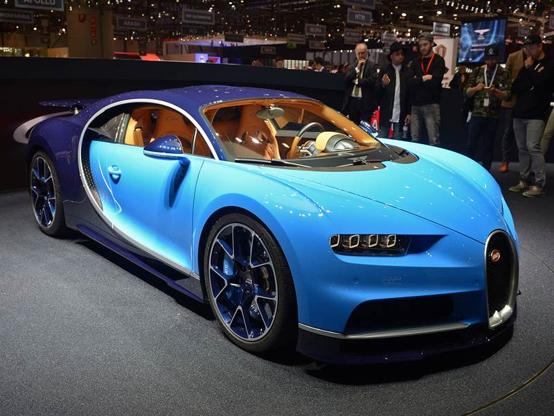 Bugatti Chiron High Quality Wallpaper