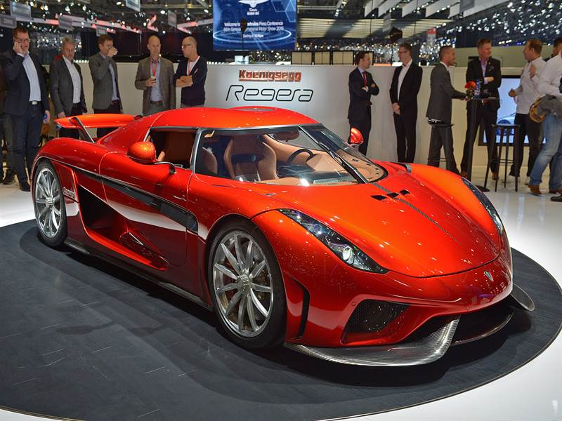 Koenigsegg Regera Exotic Wallpaper