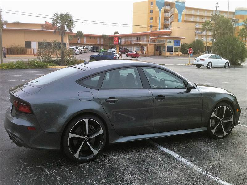 2016 Audi Side View Image