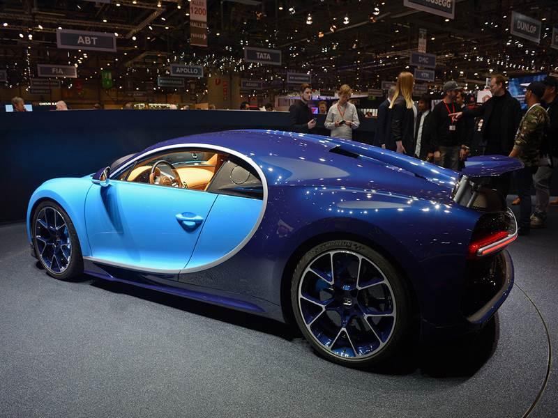 Bugatti Chiron Photo