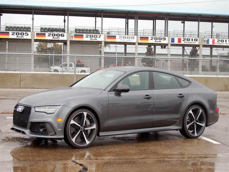 2016 Audi RS 7 Wallpepr