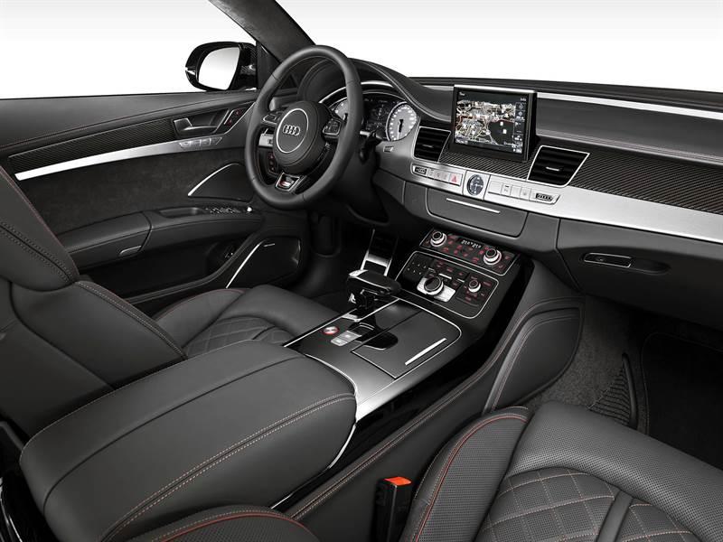 2016 Audi S8 Plus Inside View Image