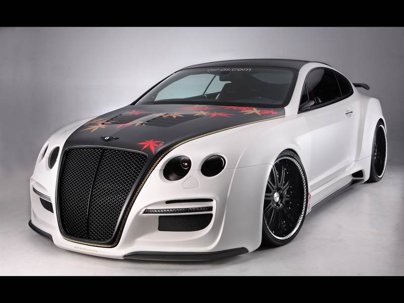 Bentley HD Wallpaper