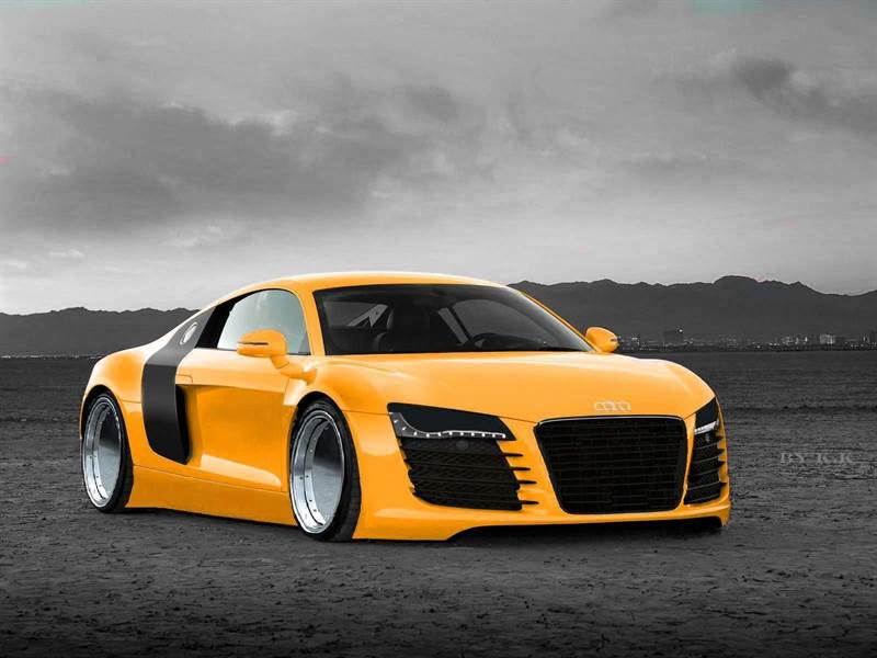 Audi Exotic Car Wallpaper