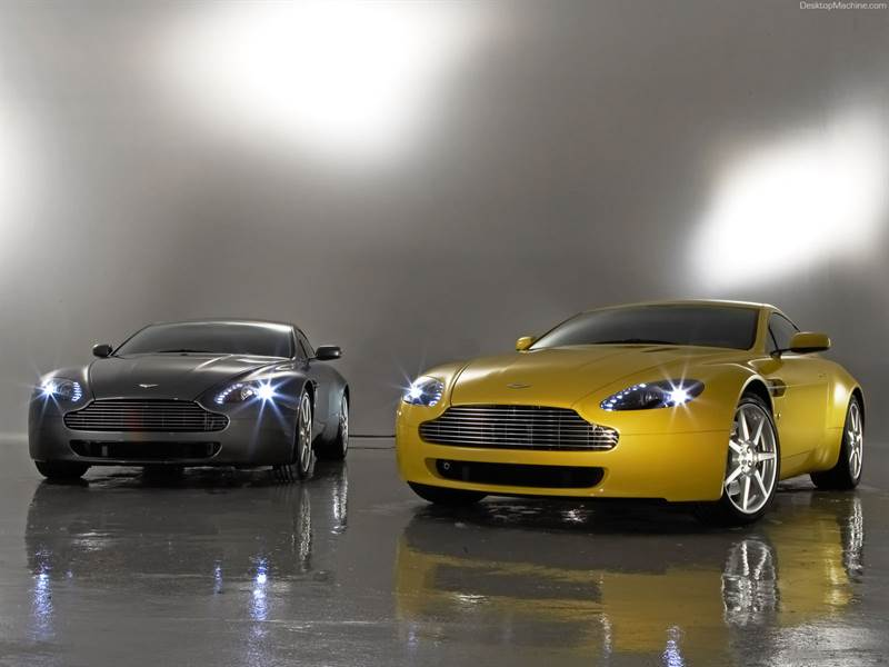 Exotic Aston Martin HD Wallpaper