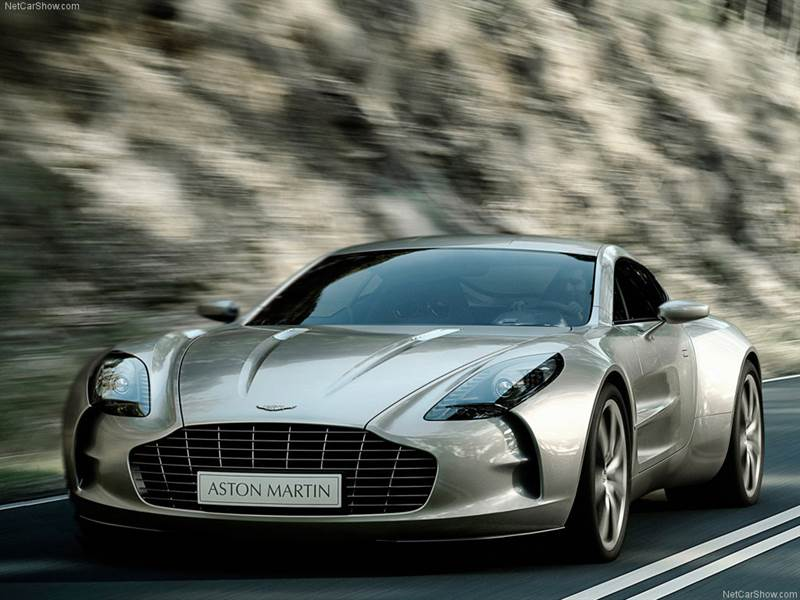 Aston Martin Beautiful Wallpaper