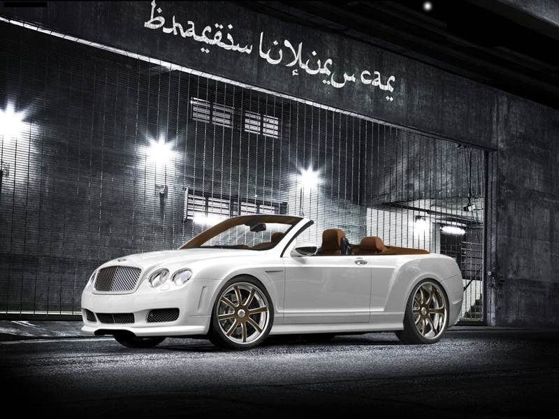 Bentley Wallpaper No 4