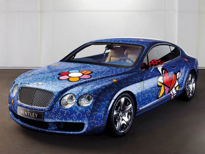 Top 10 Best Bentley Car Wallpapers