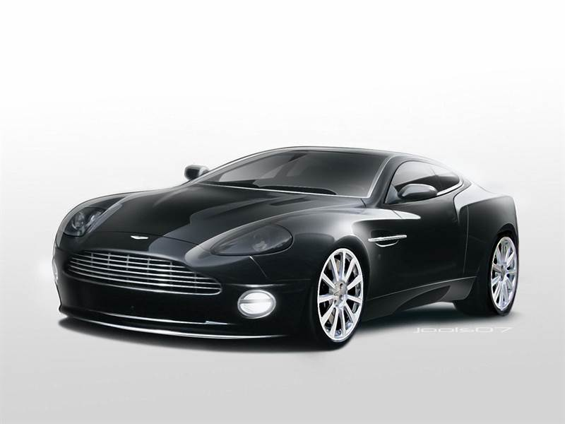 Aston Martin High Resolution Wallpaper Collection