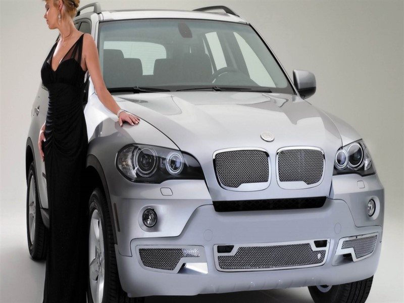 Beautiful Cars with Hot Models