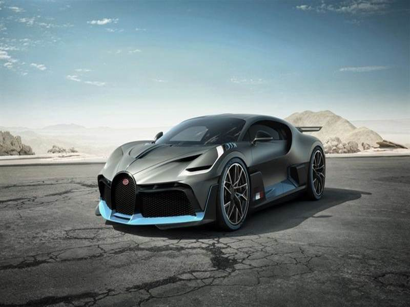 HD Photo of Bugatti Divo