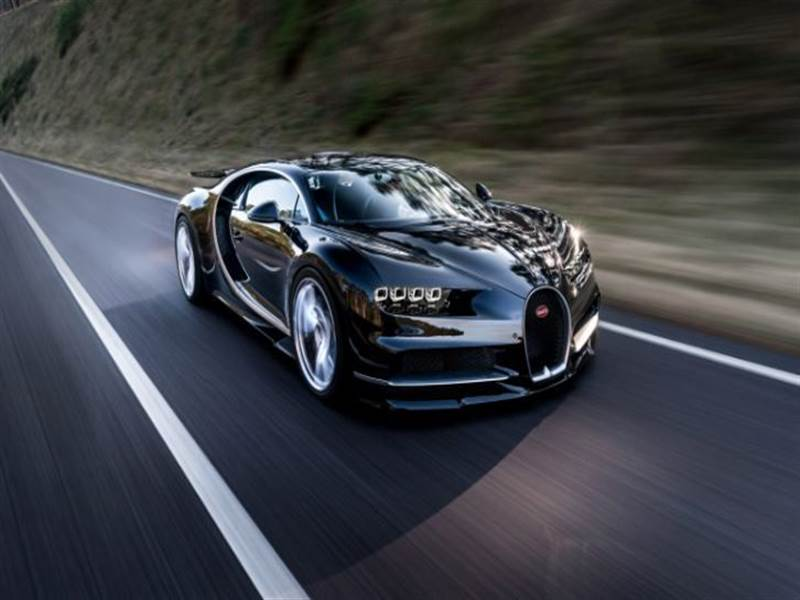2019 Bugattic Cheron Photo