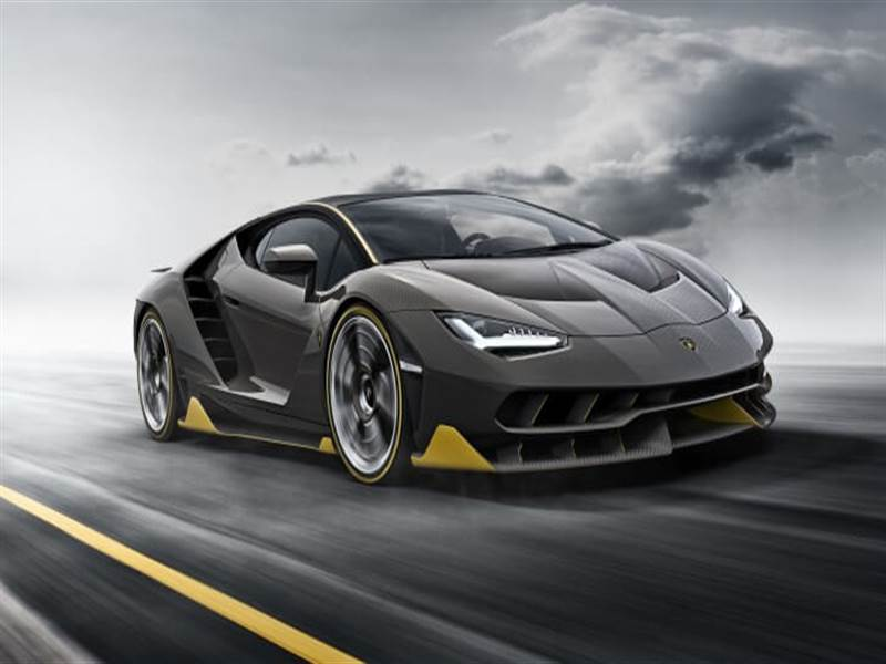 Lamborghini Exotic Wallpaper
