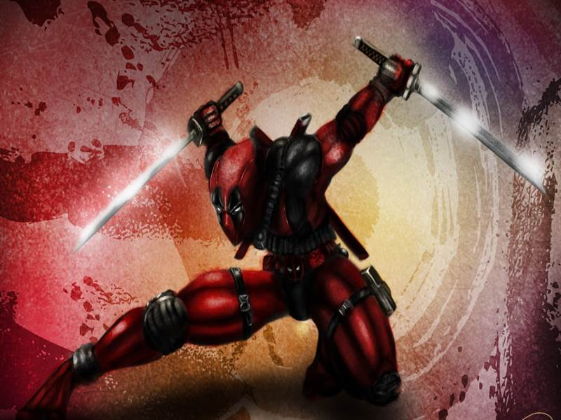 2015 Deadpool  Movie Picture