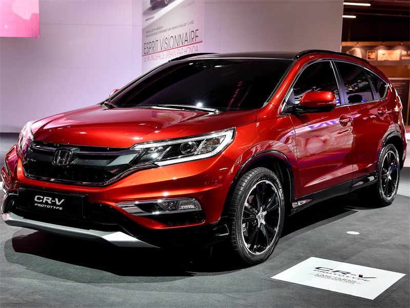 2017 Honda HR-V Photo Collection