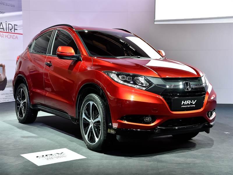2017 Honda HR-V Image