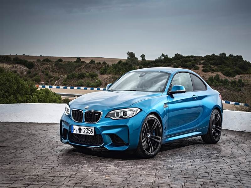 BMW M2 High Quality Photo.