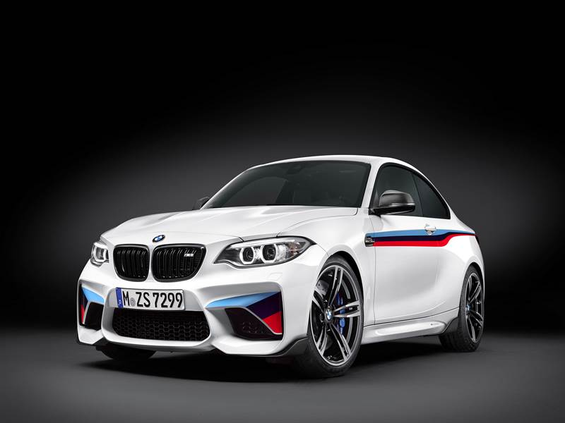 BMW M2 Coupe Wallpaper