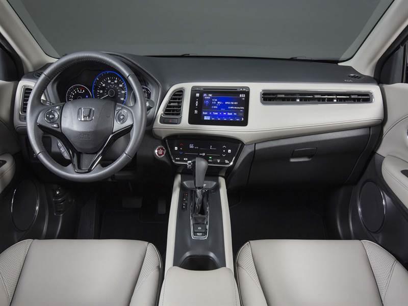 2017 Honda HR-V Cockpit View
