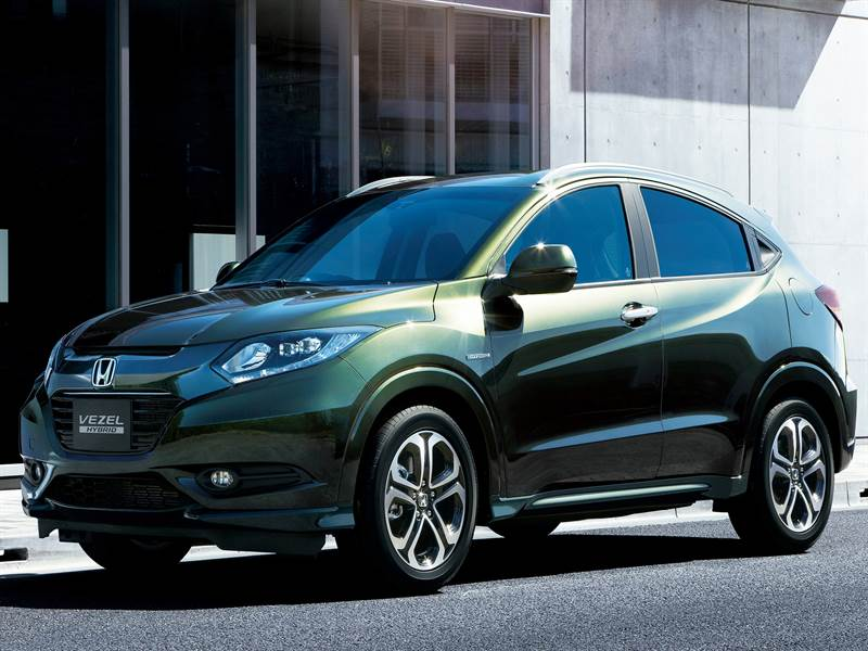2017 Honda HR-V Picture