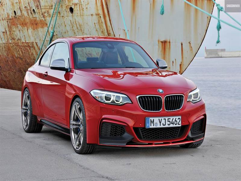 BMW M2 High Quality Image