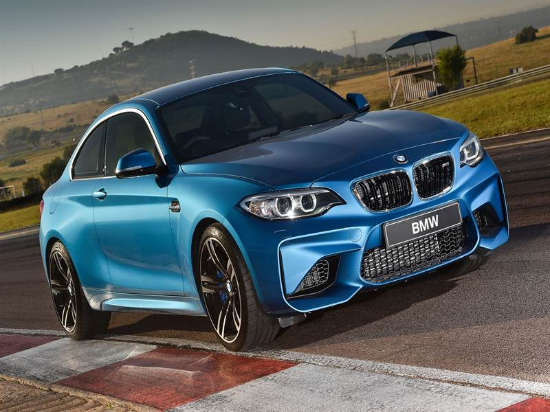 BMW M2 Exotic Wallpaper