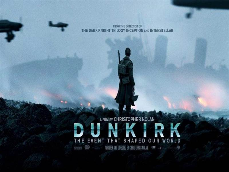 2017 Dunkirk High Quality Wallpapers Collection