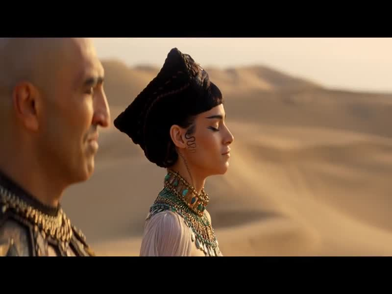 The Mummy Trailer 2 2017 Trailer