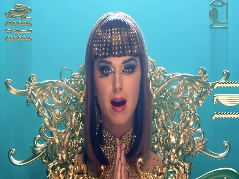 Katy Perry - Dark Horse (Official)