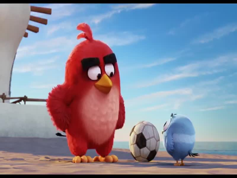 THE ANGRY BIRDS Movie NEW Trailer